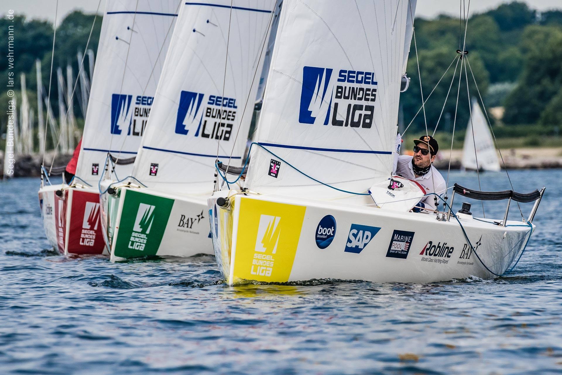 DSBL 2020 - 3 Boote