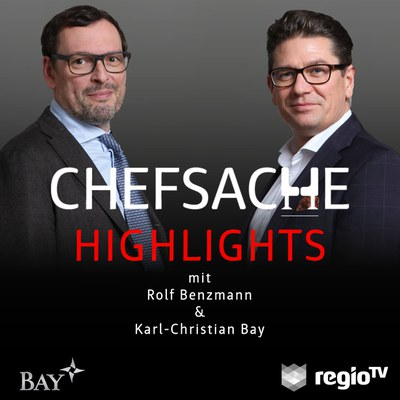 Podcast Chefsache Highlights NEU