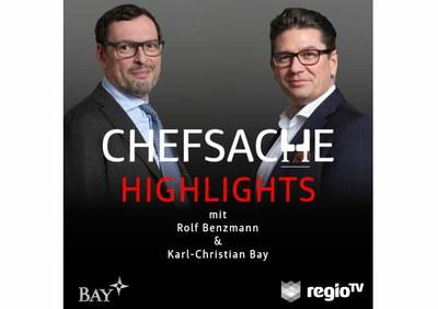 Vorschau NEU Podcast Chefsache Highlights NEU